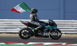 Dominasi Morbidelli Amankan Podium Pertama GP Teruel