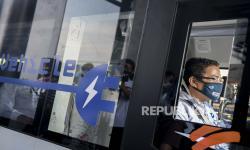 Transjakarta akan Operasikan 100 Bus Listrik Tahun Ini