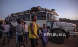 PBB Peringatkan Pengungsi Eritrea Kehabisan Makanan