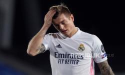 Real Madrid: Toni Kroos Positif Covid-19