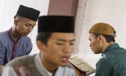 MUI Bogor Keliling Ponpes Periksa Protokol Kesehatan