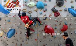 KONI Aceh Minta Judo dan Panjat Tebing Raih Emas PON XX