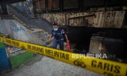 Kebakaran Pasar Minggu Diduga karena Korsleting Listrik