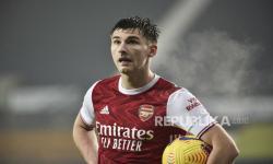 Arsenal Siapkan Perpanjangan Kontrak untuk Kieran Tierney