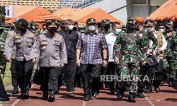Menkes Minta RS Konsentrasi Rawat Pasien Covid Bergejala