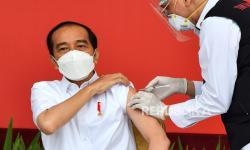 Benarkah Vaksinasi Presiden Gagal? Ini Kata IDI