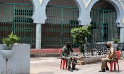 Tes Cepat Kedua untuk Jamaah Masjid Kebon Jeruk