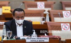 Menteri Bahlil Komentari Skandal Laporan EoDB Bank Dunia