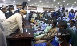300 Siswi Dibebaskan dari Penculikan di Nigeria