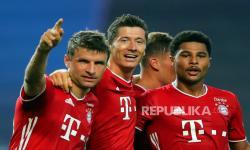 Menang dari Salzburg, Bayern Lolos dari Fase Grup