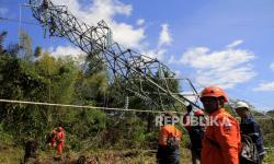 In Picture: Pemulihan Jaringan Listrik Pulau Timor