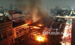 Cairan Pembersih Lantai Buat Kebakaran Kejakgung Lebih Besar