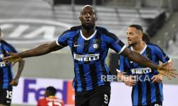 Drama Tujuh Gol Kembali Warnai Kemenangan Inter Milan