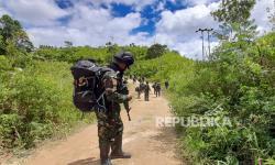 TNI AD dan Marinir Diterjunkan Buru Ali Kalora