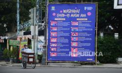 6 Kecmatan di Kota Bandung Penyumbang Kasus Covid Tertingi
