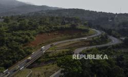 Pemudik Asal Jakarta Dominasi Jalur Gentong Tasikmalaya