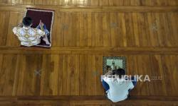 PSBB Proposional di Bandung Dilanjutkan Hingga 8 Februari