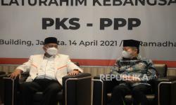 PPP dan PKS Terbuka Jalin Koalisi di 2024