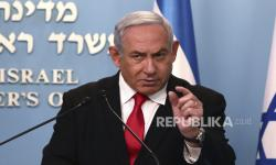 Warga Israel Tuntut PM Netanyahu Mundur