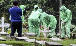 Warga Surabaya Diminta tak Tolak Pemakaman Pasien Covid-19
