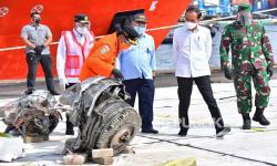 Operasi SAR Selesai, KNKT Tetap Cari CVR Sriwijaya Air