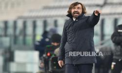 Jelang Juventus Vs AC Milan, Pirlo <em>Kepo</em> Donnaruma