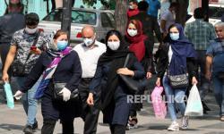 Iran Laporkan Satu Orang Meninggal Per Lima Menit