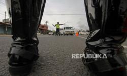 Larangan Mudik di Depok, Puluhan Kendaraan Diputar Balik