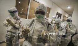 Perawat yang Terinfeksi Covid-19 Bertambah Jadi 497 Orang