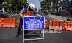 Kota Bandung Tutup Lima Ruas Jalan Sore Hari
