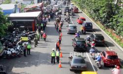 Polresta Cirebon Dirikan Sembilan Titik Pos Penyekatan Mudik