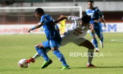 In Picture: Babak Pertama Persib vs PS Sleman Imbang 1-1