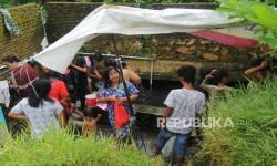 ITB Pasang Alat Penyaring Air Minum di Lokasi Gempa Sulbar
