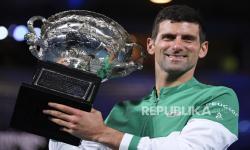Djokovic Samai Rekor Petenis Terlama di Nomor Satu ATP