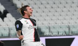 Juventus Dikabarkan Ingin Perpanjang Kontrak Bernardeschi
