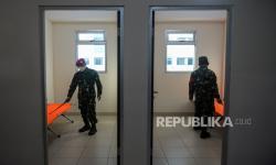 Komandan RSD Wisma Atlet: Langgar Prokes Berarti Berani Mati