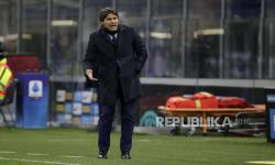 Conte Sesumbar Inter Milan Bisa Hentikan Tradisi Juara Juve