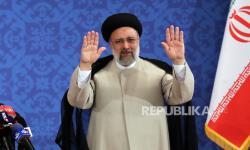 Pemimpin Hamas Hadiri Acara Pelantikan Presiden Baru Iran