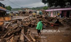 Bantuan untuk Korban Banjir Bandang Sukabumi Terus Mengalir