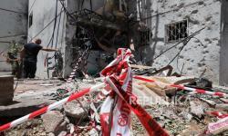 Pesawat Tempur Israel Serang 12 Bangunan di Gaza