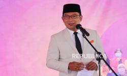 Ridwan Kamil Jalani Tes Usap Hasilnya Negatif Covid-19
