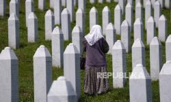 Pejabat Bosnia Larang Penyangkalan Genosida 1995