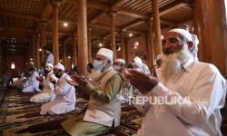 Muslim Jamia Nagar Bantu Selamatkan Kuil dari Kerusakan