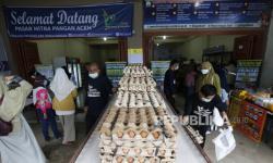 Kementan Tambah Pasokan Daging Sapi ke Pasar Mitra Tani