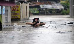 Hujan Lima Jam, Sejumlah Wilayah Bandar Lampung Banjir