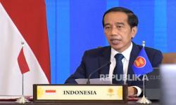 Jokowi Sebut Pemuda Miliki Peran Sentral Pimpin Perubahan