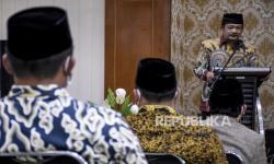 In Picture: Ketua Baznas Sambangi Kantor Baznas Provinsi Jawa Barat