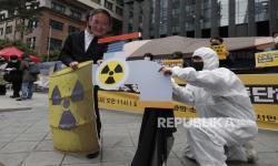 Jepang akan Saring Air Fukushima Sebelum Dibuang ke Laut