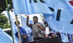 Ribuan Buruh Hari Ini Demo Tuntut Kenaikan Upah 10 Persen