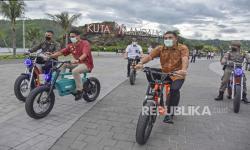 Mendalika Siap Jadi <em>Sport Tourism</em> Unggulan di Indonesia